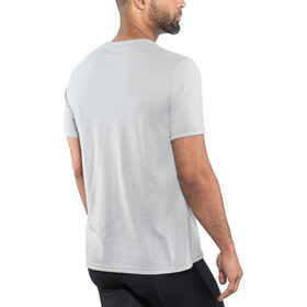Odlo BL Millennium Element Crew Neck T-shirt Heren, grey melange